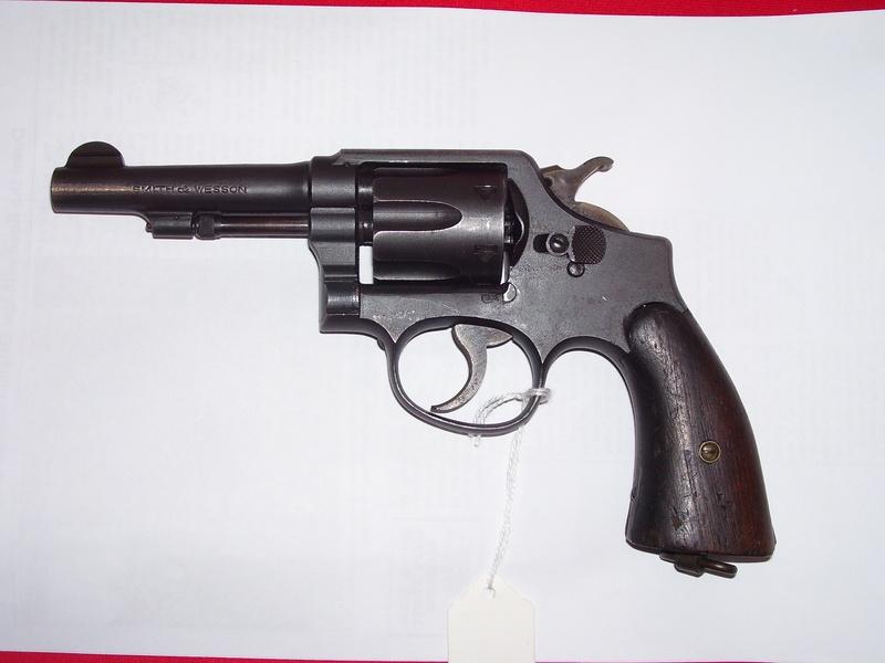 .38 caliber Victor pistol